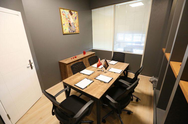 toplantı salonu, toplantı odası kiralama