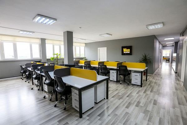 ortak çalışma alanları, coworking, en uygun sanal ofis kiralama