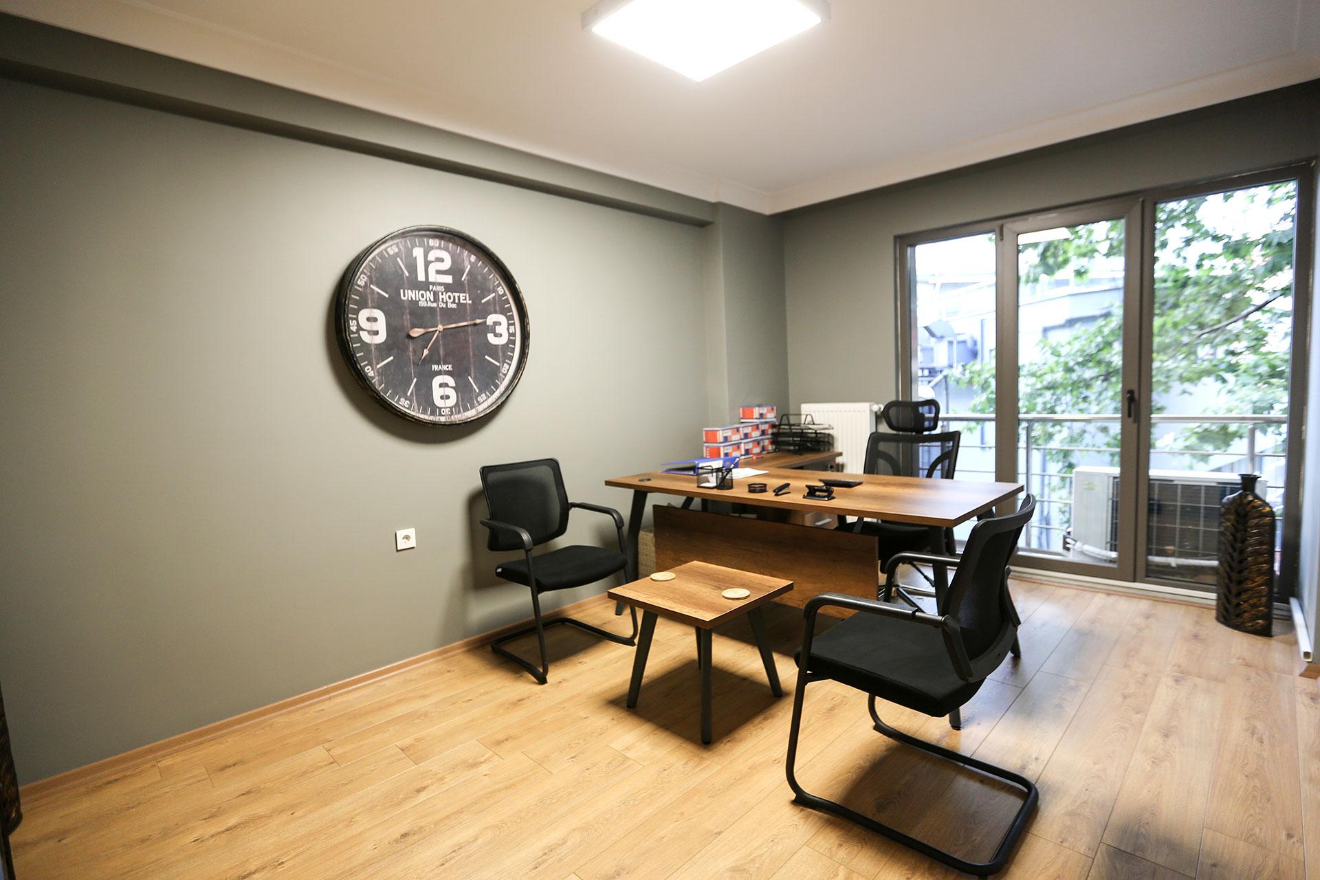 hazır ofis istanbul, avrupa yakası hazır ofis